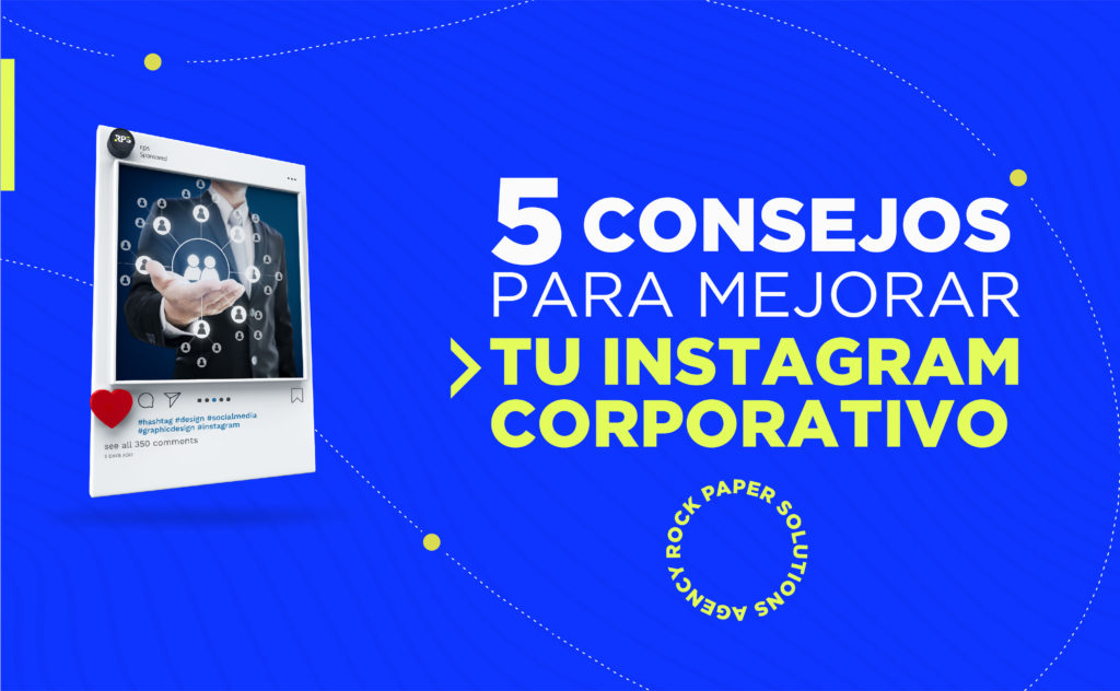 5 Recommendations to improve your business Instagram account